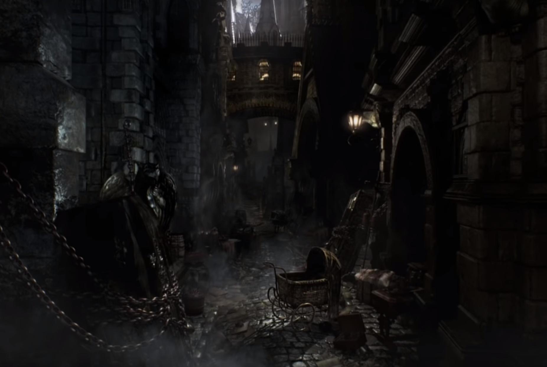 مکان مخفی جدیدی در بازی Bloodborne کشف شد